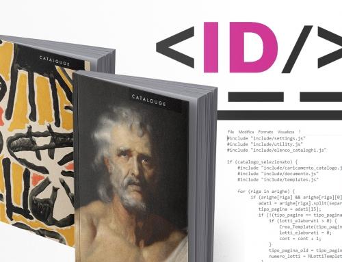Quando la creatività incontra la programmazione nel nostro catalogo automatico
